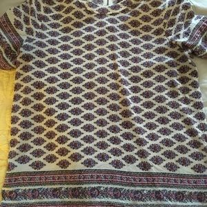 Madewell Floral Shirt